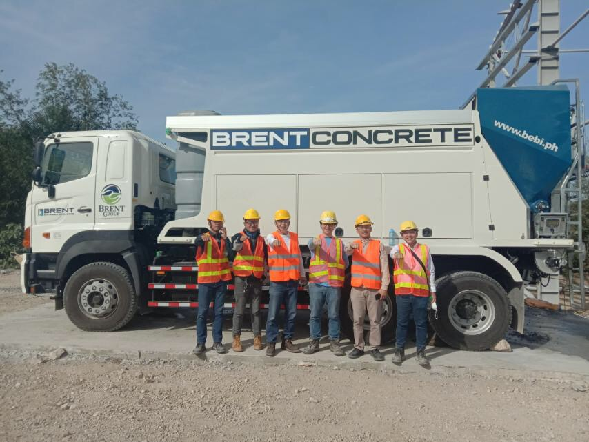 About Brent Express Build
